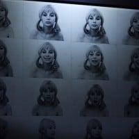 Exposition Frac Forever au Centre Pompidou-Metz. Portrait de Natalia LL en 1972. - © LPC   DR