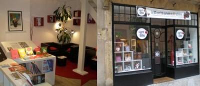 La librairie Au carré des bulles à Metz - © LPC|JML